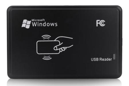 RFID Development USB/PC Kit